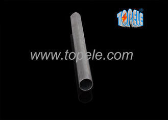 Electrical Metallic Tubing ,  EMT conduit , GI pipe for cable and wire protection