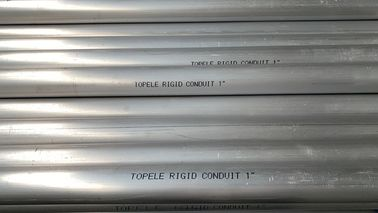 "1/2""- 4"" IMC Conduit And Fittings 3.05 Meter Topele Aluminum Rigid Conduit"