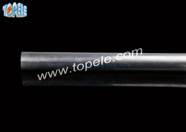 "1/2""  TOPELE Carbon Steel  Galvanised  EMT Conduit / EMT Tube Conduit For Electrical Cable"